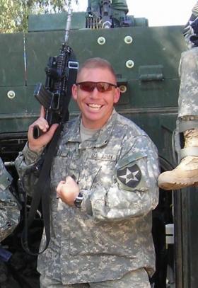 Staff Sgt. Robert Bales