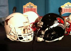 OSU squares off against Texas in the Alamo Bowl, Dec. 29th.
