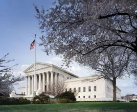 The U.S. Supreme Court will review a ban on same-sex marriage in California, as well as a federal law that prohibits gays and lesbians from receiving federal spousal benefits.