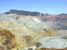 Companies that mine copper and other hard rock minerals don't have to report what they extract or pay royalties.
