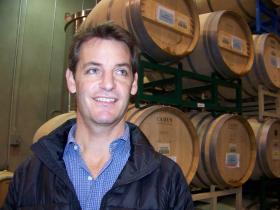 Dane Narbaitz is Long Shadows Wineries' national and international marketing director. The Walla Walla winery has recently begun selling wine in China.