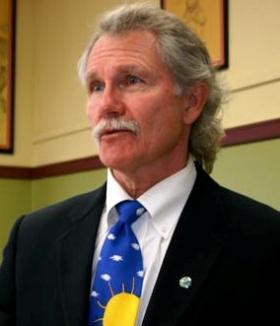 Governor John Kitzhaber spent Tuesday in Eugene, Ore.