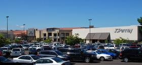 The Clackamas town center, at which a shooting occurred late last year.