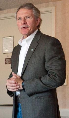 Oregon governor John Kitzhaber.