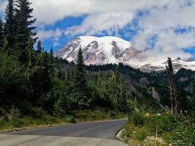 Budget cuts would mean a popular visitor center will close at Mount Rainier National Park.