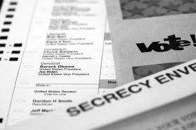 A case of ballot tampering occurred in Clackamas County last fall.