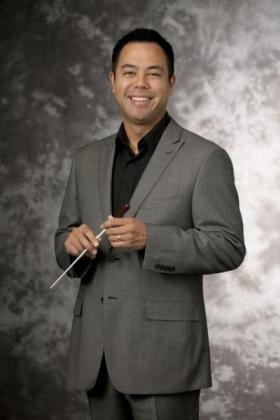 Nic Caoille, Music Director of the Wenatchee Valley Symphony