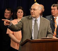 Oregon Labor Commissioner Brad Avakian
