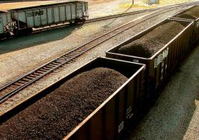 The coal would be transported by train from mines in Wyoming and Montana, then loaded onto ships bound for Asia.
