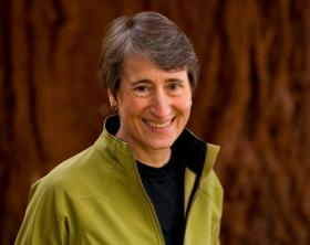 Sally Jewell, CEO of R.E.I.
