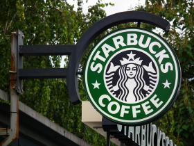 Starbucks will start posting calorie counts next week.