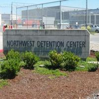Northwest Detention Center in Tacoma