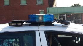 Automatic license plate readers are installed on two Spokane police vehicles.
