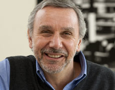 Founding Dean of The Edward R. Murrow College of Communication, Lawrence Pintak.