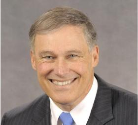 Washington Governor Jay Inslee.