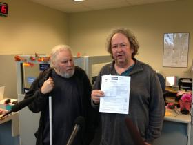 The 30-day window for marijuana business licenses applications is open in Washington. Olympia Correspondent Austin Jenkins spoke with a couple of the first applicants.