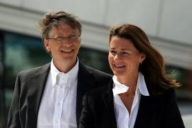 Bill and Melinda Gates have each contributed $25,000 to the campaign to require background checks for most gun sales in Washington.