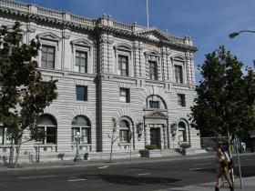 A 9th Circuit Court of Appeals panel has awarded back pay to a former federal law clerk in Oregon who was denied health benefits for her same-sex domestic partner.