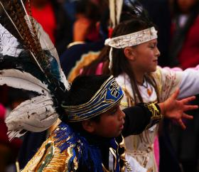 A new Justice Department advisory panel will be specifically looking at violence faced by American Indian children.