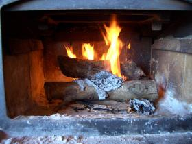 Wood stoves and fireplaces are one of the leading causes of fine particulate pollution.