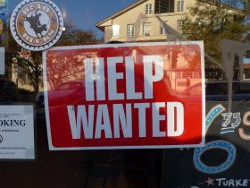 December's unemployment rate dropped to the lowest mark in five years, according to the Oregon Employment Department.