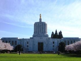 Oregon lawmakers sent a measure to the governor that would require law enforcement agencies to create plans to alert the public using technology.