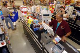 An Idaho state senator introduced a bill that would repeal the sales tax on groceries.
