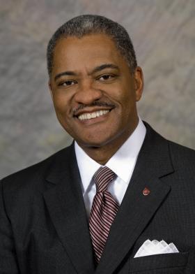 Washington State University President Elson Floyd.
