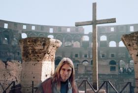 Kurt Cobain, The Coliseum, Rome, 11/27/89