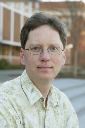Stuart Boersma is a professor at Central Washington University. He's organizing a code-breaking completion for Northwest college and high school students. The contest is called Kryptos and last year there were 100 participants.