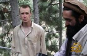 A video released by the Taliban in 2010 shows a man believed to be Bowe Bergdahl.