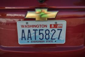Some drivers from Washington and Colorado say they're being targeted by police because their license plate shows they live in states that have legal marijuana.