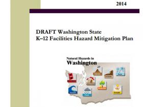 A new draft report finds that Washington schools face threats from nine different kinds of natural hazards.