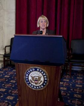 Senator Patty Murray plans to question federal and local officials about oil train safety during the hearing she set for Wednesday.
