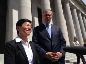 King County Judge Mary Yu will be the first openly gay justice on the Washington Supreme Court.