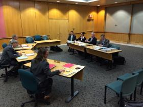The Oregon Land Use Board of Appeals hears arguments about a proposed LNG pipeline.