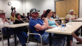 At a meeting in Kennewick, the health department asked people to raise concerns about a rare birth defect that officials may not have considered yet. Twenty-three babies were born with anencephaly in Central Washington from 2010-2013.