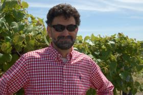 Grape researcher Markus Keller.
