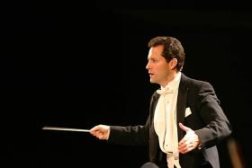 For 10 years, conductor Lawrence Golan has been quietly waging a legal campaign to overturn a statute which makes it impossibly expensive for smaller orchestras to play certain pieces of music.