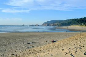 Oregon could become the first West Coast state to ban smoking on all of its beaches.