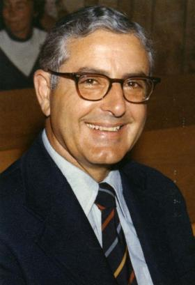 Former Oregon governor Vic Atiyeh