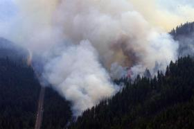 A series of wildfires that threatened urban areas in recent days has many Northwest communities on edge today.