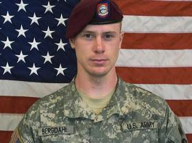 File photo of Sgt. Bowe Bergdahl