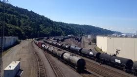 Reports show three oil trains a week pass through Oregon on the way to the Global Pacific oil terminal near Clatskanie, and additional oil trains pass through central and southern Oregon on their way to California once a week.