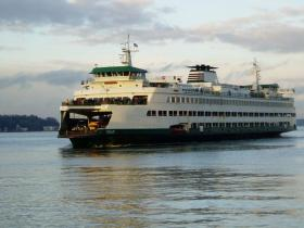 The ferry service said a lack of available staffers caused a delay in multiple sailings between Friday Harbor and Anacortes this morning.