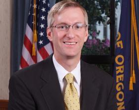 Oregon's attorney general issued an opinion this week that said Democrat Ted Wheeler is not eligible to win election to a second four-year term.