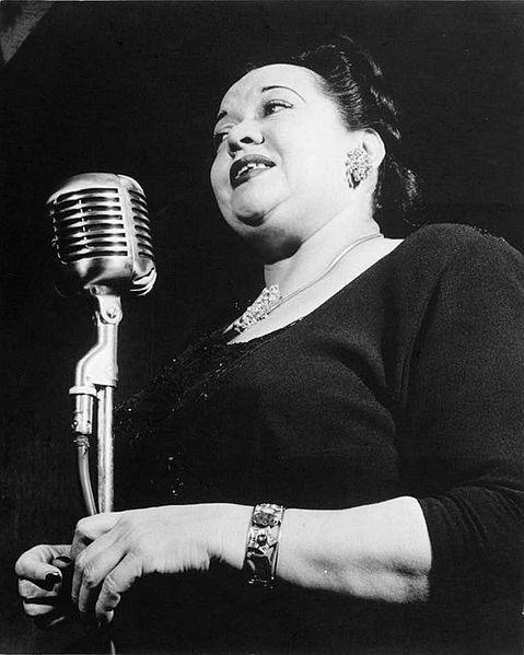 Mildred Bailey, 1947, New York City.