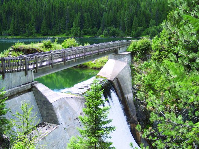 Washington State's Ecology department has given the   go-ahead to take out Mill Pond Dam in the state's far northeastern corner.