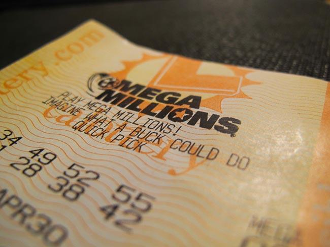 The jackpot for Friday's MegaMillions drawing is currently $540 million -- the largest in world history.