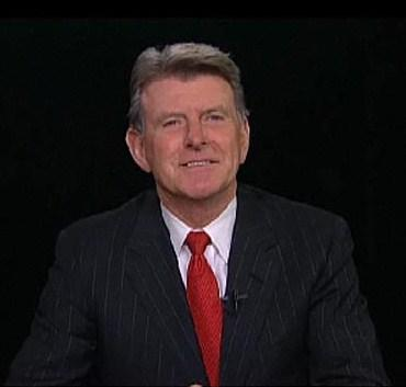 Idaho Governor Butch Otter